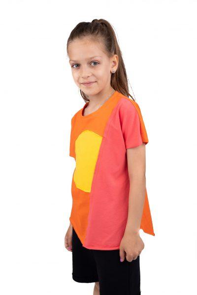 Tricou Colorway Kids cotton